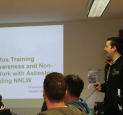 Asbestos Training Courses, Asbestos Awareness